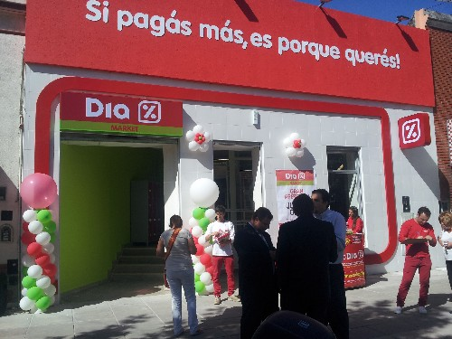 Nueva DIA Market - Saavedra