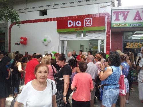 Nueva DIA Market - Villa del Parque