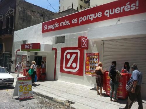 Nueva DIA Market - Barracas