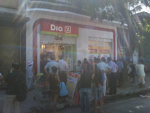 Nueva DIA Market - Villa Lugano