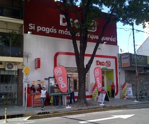 Nueva DIA Market - Belgrano