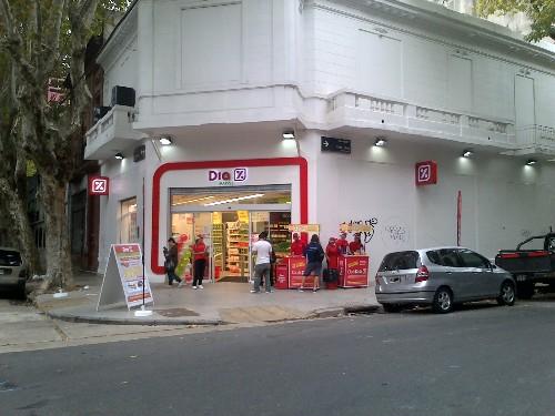 Nueva DIA Market - Palermo