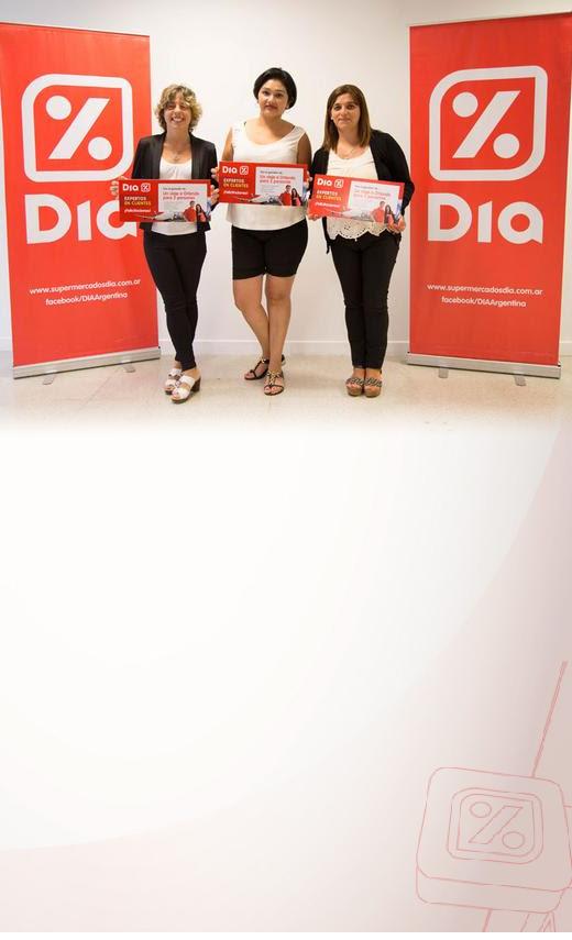 Supermercados DIA premió al mejor cajero del país con un viaje a Orlando