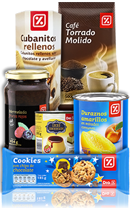 Productos Dulces