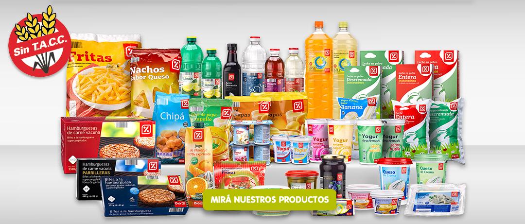 Productos DIA: la mejor calidad al mejor precio