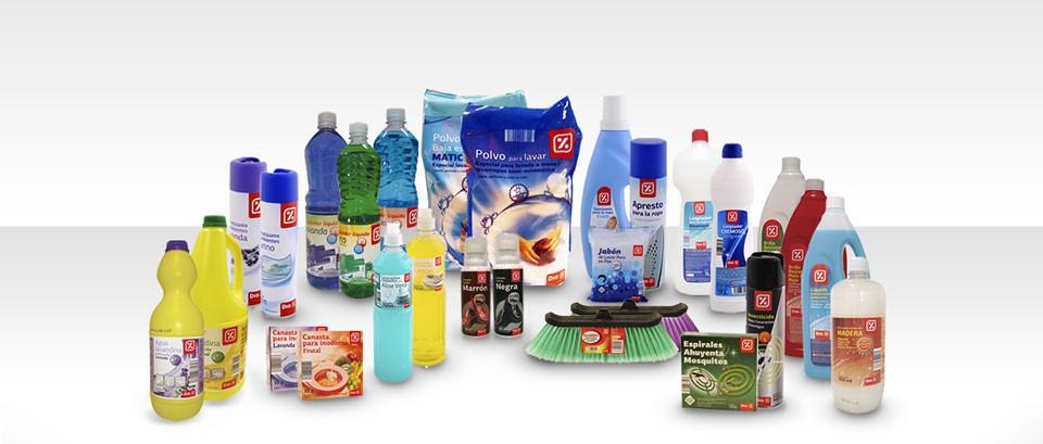 Productos dia la mejor calidad al mejor precio for Productos de limpieza