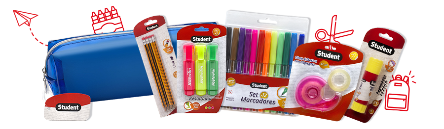 Productos Student