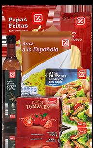Productos Salados